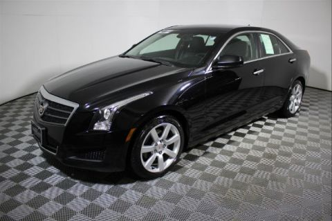 Pre-Owned 2013 Cadillac ATS 2.5L RWD Sedan