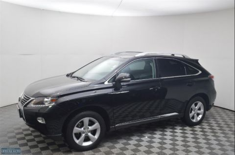 Pre-Owned 2014 Lexus RX 350 4DR AWD AWD