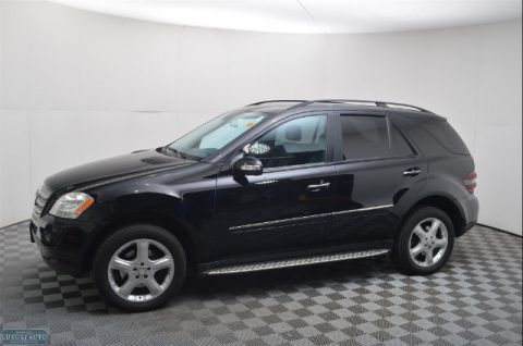 Pre-Owned 2008 Mercedes-Benz ML320CDI 4DR 4WD 3.0L CDI AWD