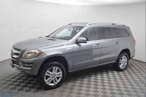 Pre-Owned 2014 Mercedes-Benz GL450 4DR GL450 4MATIC® AWD