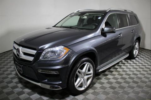 Pre-Owned 2014 Mercedes-Benz GL550 4DR GL550 4MATIC® AWD