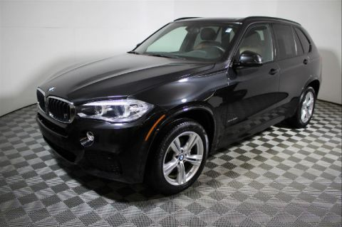 Pre-Owned 2014 BMW X5 xDrive35i AWD