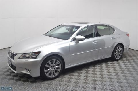 Pre-Owned 2013 Lexus GS 350 4DR SDN AWD AWD
