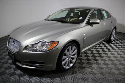 Pre-Owned 2011 Jaguar XF Premium RWD Sedan