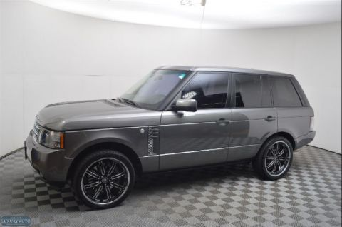 Pre-Owned 2010 Land Rover Range Rover Supercharged 4WD