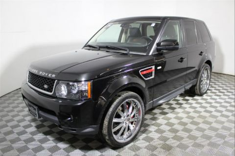 Pre-Owned 2013 Land Rover Range Rover Sport Supercharged 4WD