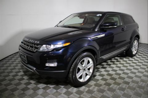 Pre-Owned 2012 Land Rover Range Rover Evoque Pure Plus 4WD