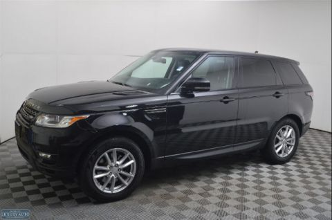 Pre-Owned 2015 Land Rover Range Rover Sport HSE 4WD