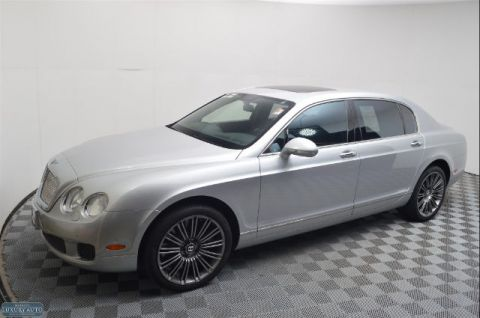Pre-Owned 2011 Bentley Continental Flying Spur Speed AWD