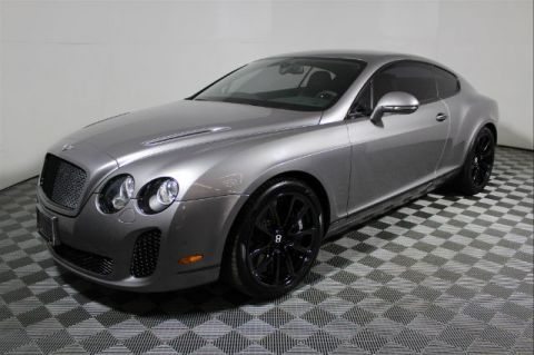 Pre-Owned 2010 Bentley Continental SUPERSPORTS AWD