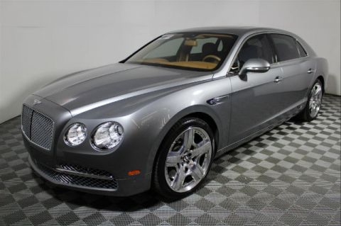 Pre-Owned 2014 Bentley Flying Spur 4DR SDN AWD