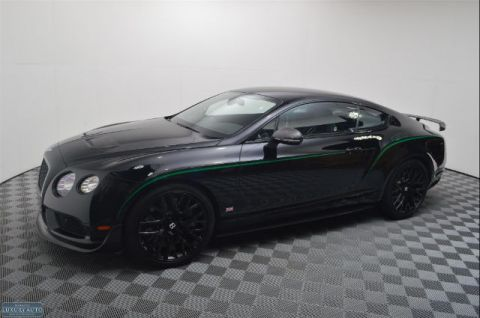 Pre-Owned 2015 Bentley Continental GT3-R  Coupe