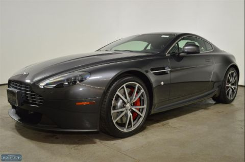 New 2016 Aston Martin V8 Vantage Coupe With Navigation