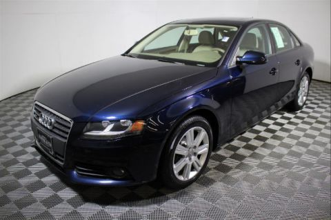 Pre-Owned 2011 Audi A4 2.0T Premium AWD