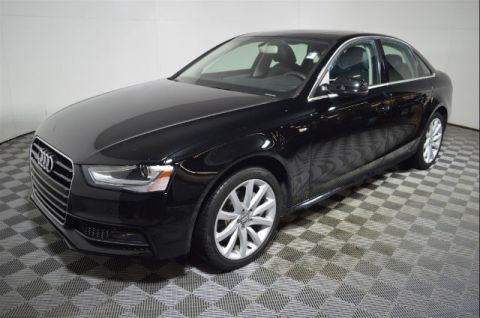 Pre-Owned 2014 Audi A4 2.0T Premium AWD