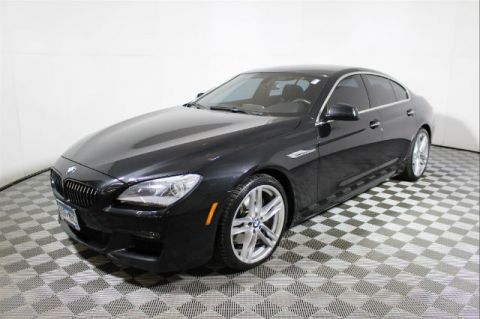 Pre-Owned 2013 BMW 650i xDrive Gran Coupe AWD