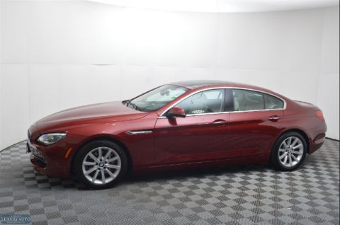 Pre-Owned 2014 BMW 640i xDrive Gran Coupe AWD