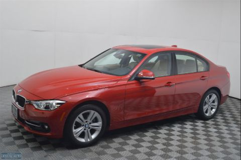 Pre-Owned 2016 BMW 328i xDrive SULEV AWD