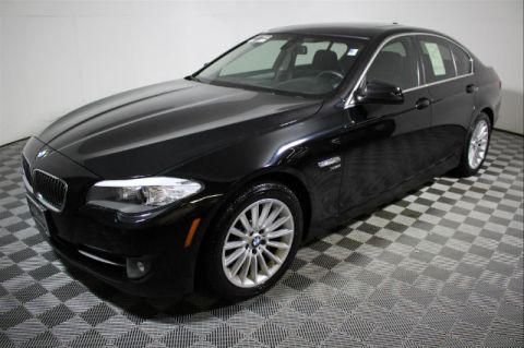 Pre-Owned 2011 BMW 535i xDrive AWD