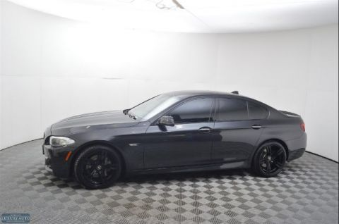 Pre-Owned 2013 BMW 550i xDrive AWD