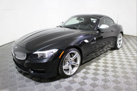 Pre-Owned 2011 BMW Z4 sDrive35is RWD Convertible