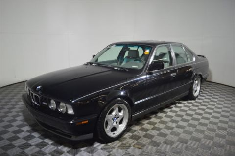 Pre-Owned 1991 BMW M5 M5 RWD Sedan