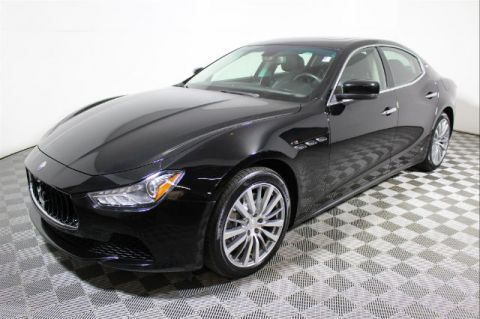 Certified Pre-Owned 2015 Maserati Ghibli S Q4 AWD