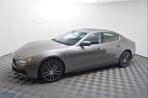Certified Pre-Owned 2016 Maserati Ghibli S Q4 AWD
