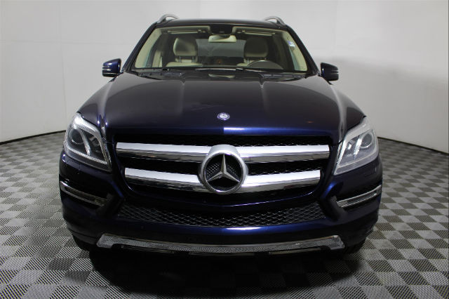 Pre-Owned 2013 Mercedes-Benz GL450 4DR GL450 4MATIC®