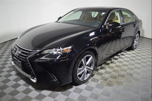 Pre-Owned 2016 Lexus GS 350 GS 350 AWD