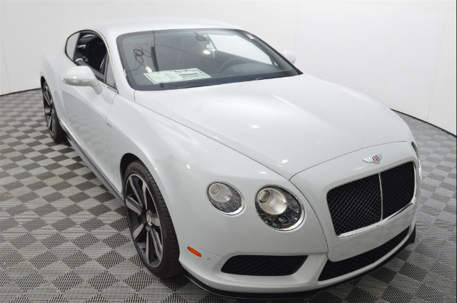 Certified Pre-Owned 2014 Bentley Continental GT 2DR CPE