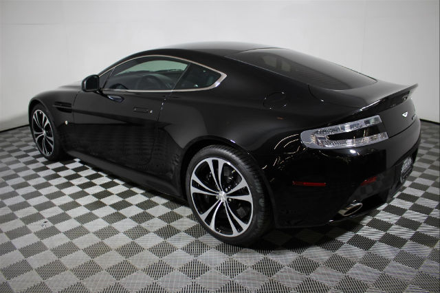 Pre-Owned 2011 Aston Martin V12 Vantage Carbon Black Edition