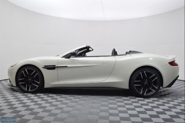 new 2016 aston martin vanquish v12 volante convertible in golden valley bn40024 morrie 39 s. Black Bedroom Furniture Sets. Home Design Ideas