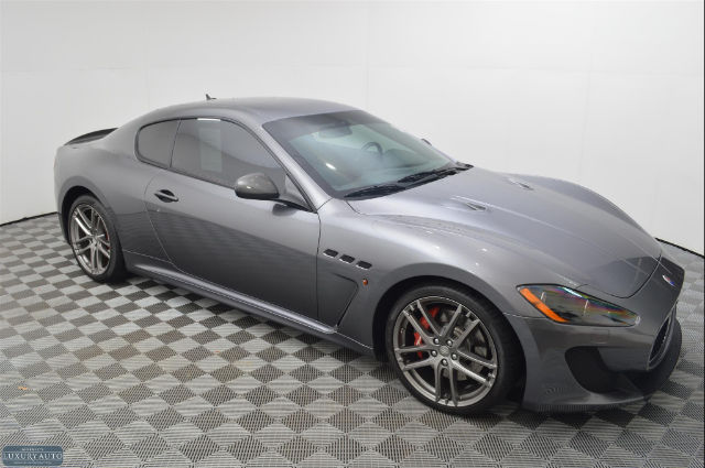 Pre Owned 2012 Maserati Granturismo Mc Stradale Coupe In