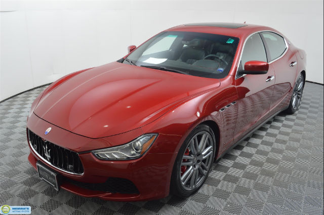 pre owned 2015 maserati ghibli s q4 sedan in golden valley. Black Bedroom Furniture Sets. Home Design Ideas